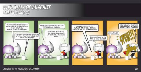 LEVI: KITTY OF MISCHIEF by ComixOnline