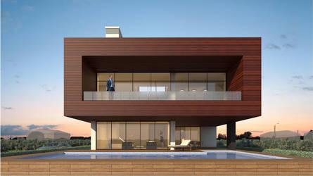 A villa 01 by sayeh-roshan