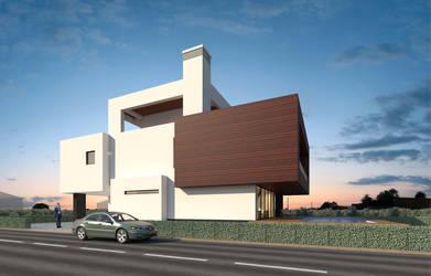 A villa 03 by sayeh-roshan