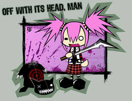 Off with its head, man by 2Dark