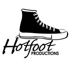 Hotfoot Productions Logo by Capital-J