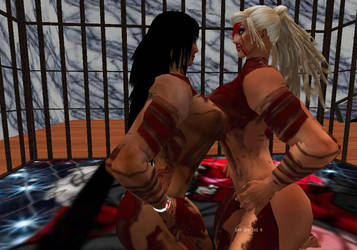 bloody fight in secondlife by trekie1971