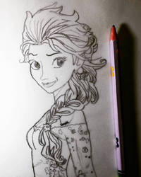 Elsa by Studiolifeinc