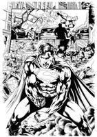 SUPERMAN x HULK 04 by dymartgd