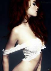red hair by AnnaShapovalova96