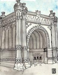 Arc-barcelone(2) by derfx2