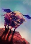 Angel Of Death by blazi76