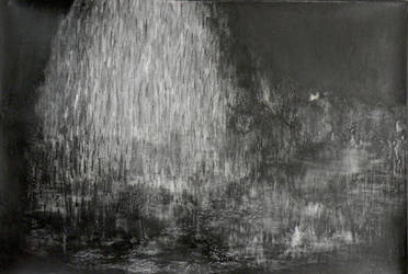 Night Rain by mooreartist