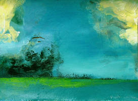 Approaching Storm 2 by mooreartist