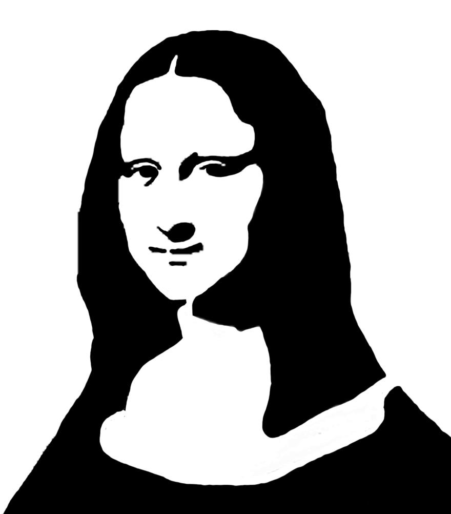 Mona Lisa by GraffitiWatcher