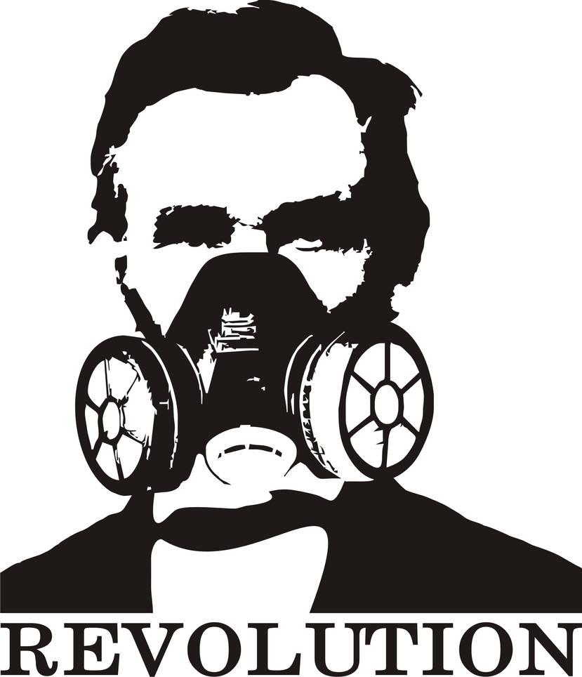 Abraham Lincoln by GraffitiWatcher