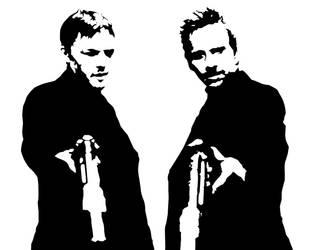 Boondock Saints by GraffitiWatcher