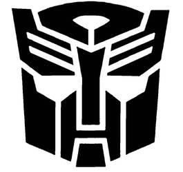 Transformers Autobots Symbol by GraffitiWatcher