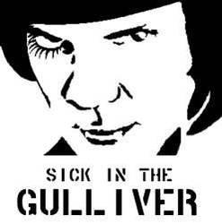Sick in the Gulliver by GraffitiWatcher
