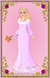 Maryanne (Bride's Maid) by TessCarvelli