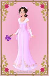Diana (Bride's Maid) by TessCarvelli