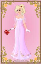 Francesca (Bride's Maid) by TessCarvelli
