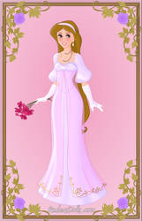 Georgina (Bride's Maid) by TessCarvelli