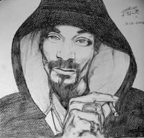Snoop Dogg by ClonedFlea