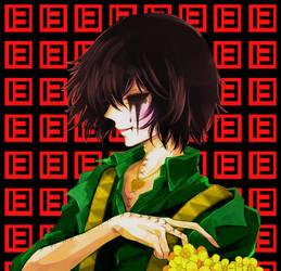Juuzou mode Chara 13 by Ryuto38