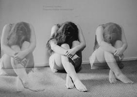 sometimes, i feel... by FromAshesToEden