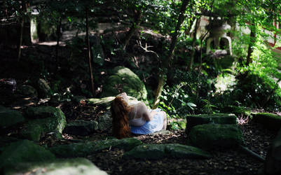 Mossy Heartstrings by FromAshesToEden