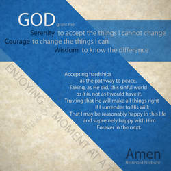 Serenity Prayer by TowiWakka