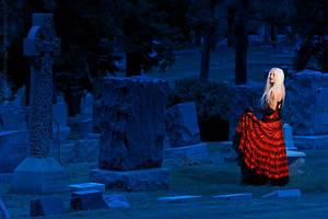 Evergreen Cemetery by Seiran-Photography