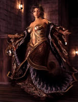 Midnight Queen by armieri