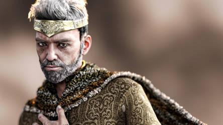 The Autumn King by armieri