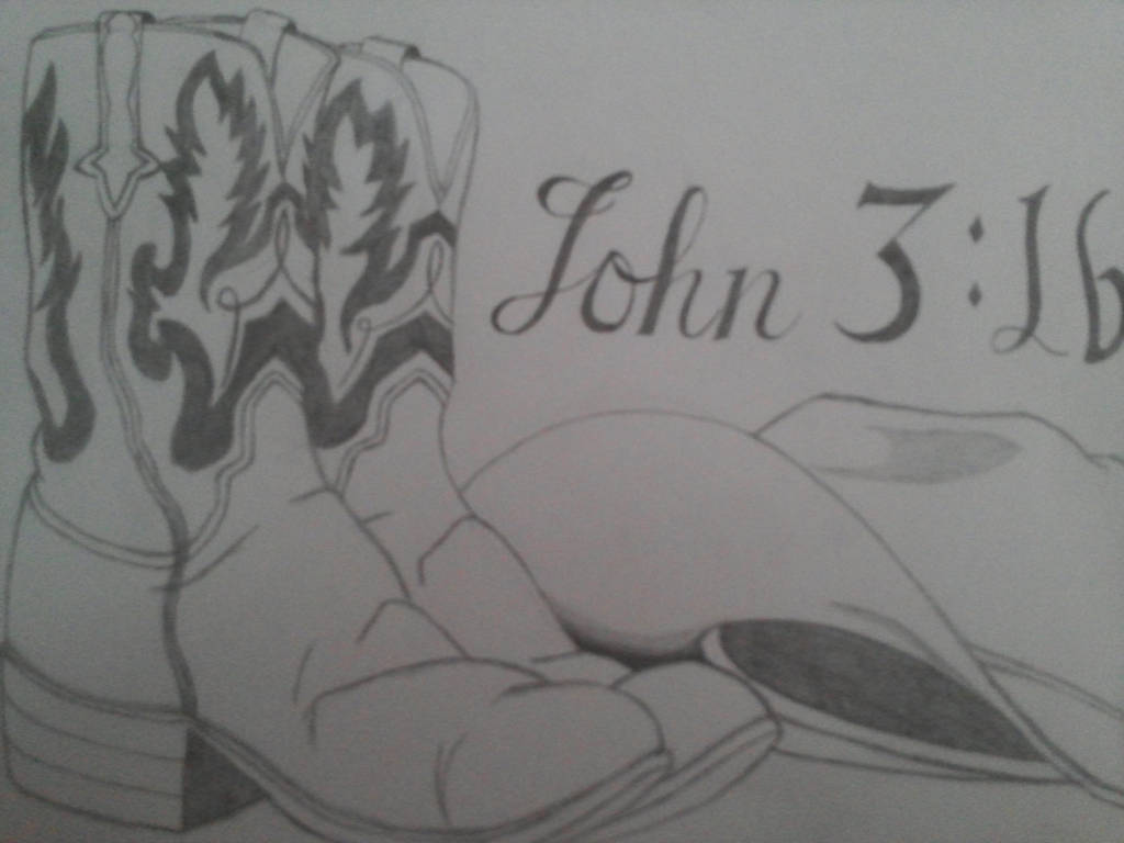 John 316 Tattoo By Tgbrad On Deviantart
