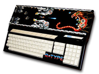 R-Type - Atari ST by Ernie76