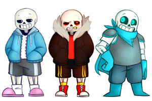 Sans by hiide0us