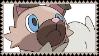 Rockruff fan stamp 2 by StantheGamingdog