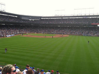 Take Me Out to the Ball Game by astrofan1993
