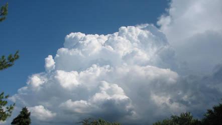 Thunderhead Rising by astrofan1993