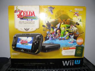 Zelda Wii U by astrofan1993