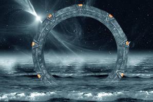 Stargate Trinity by mercscilla