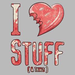 Stuff...Things by BryanLedford-Ink