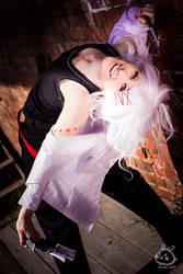 Suzuya Juuzou by Marshmallow-Empress