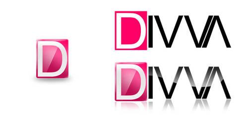 Divva Logodesign by Grafikhahn