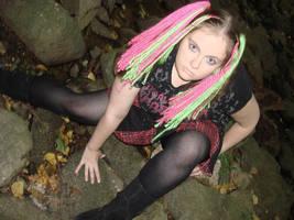 Rag-doll Climb by fuzzypurplequill