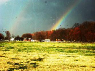 Field of Dreams by fuzzypurplequill