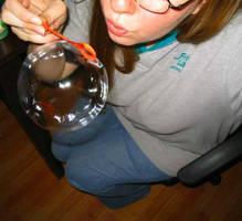 Bubbly by fuzzypurplequill