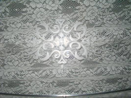 Cross lace by fuzzypurplequill