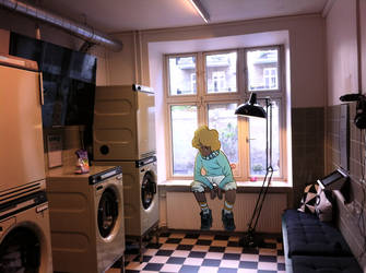 Laundry Room by Stanzioni
