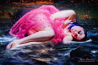 Sleeping Princess by RavenMacabre