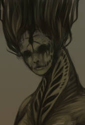 Creature by Sutorippu