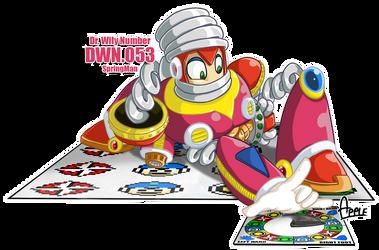 DWN53 Springman by ApplesRockXP