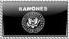 The Ramones Stamp by Kevineze